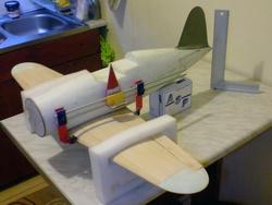 Mitsubishi J2M3 RAIDEN (Jack) Aircombat cz. 2
