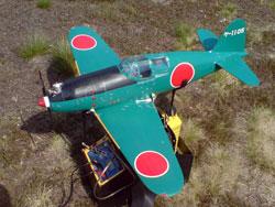 Mitsubishi J2M3 RAIDEN (Jack) Aircombat cz. 3