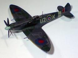 Spitfire Mk IX-VIII Aircombat cz. 1