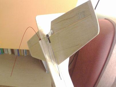 Antena w modelu RC